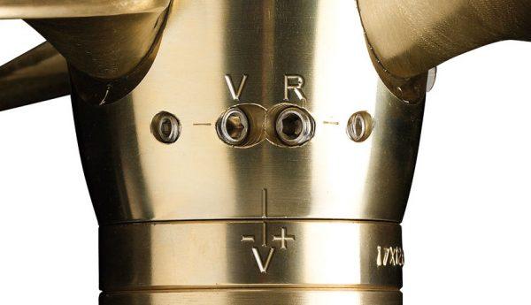 Variprofile VP-76 Aksel 2 bladet-1675