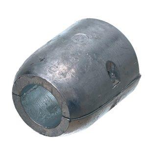Bred akselanode Bera 55/25mm-0