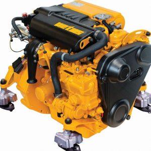 Motor og aksel