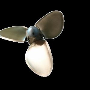 Vendbare propeller