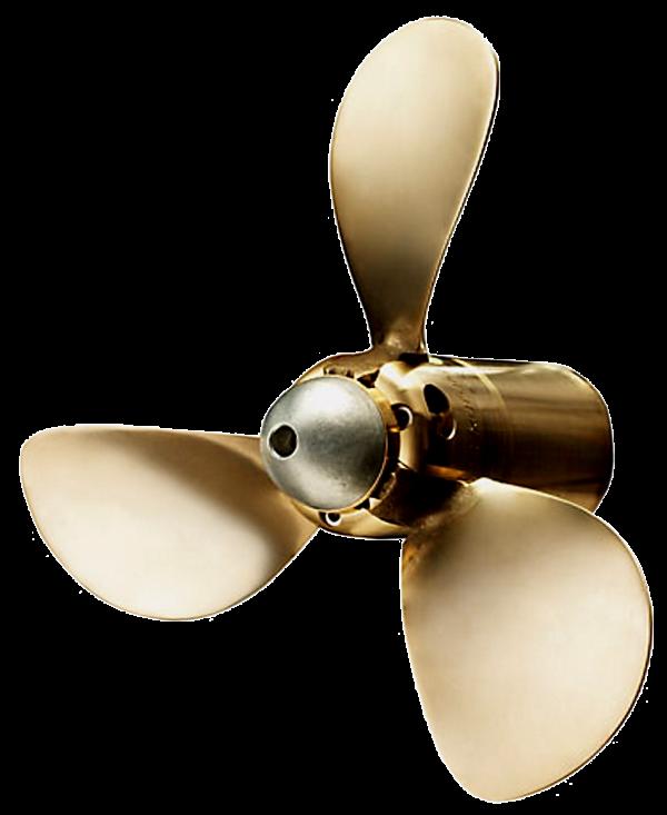 """Varifold VF-108 18"""" 3 Bladet Saildrive-0"""