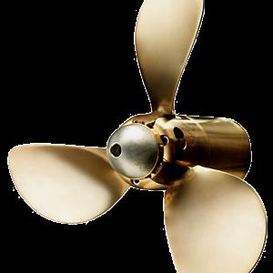 """Varifold VF-108 19"""" 3 Bladet Saildrive-0"""