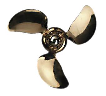 """Varifold VF-108 18"""" 3 Bladet Saildrive-19284"""