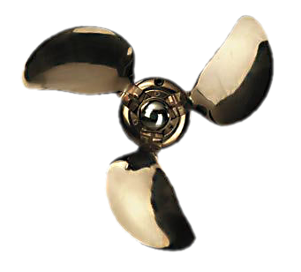 """Varifold VF-108 19"""" 3 Bladet Saildrive-19290"""