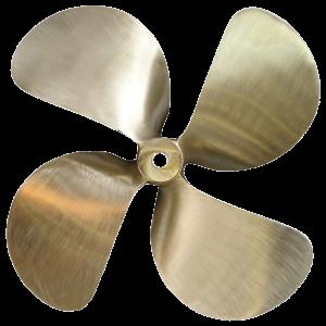 """RudeProp R4 - 39"""" 4 Bladet-0"""