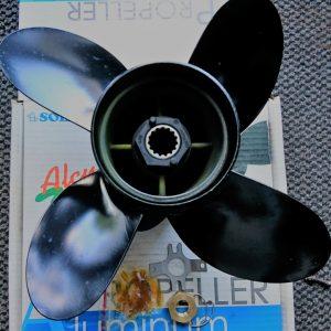 13,75 x 13 H 4BL Tohatsu 15 stråler-0